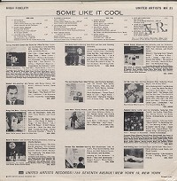 Various Artists - Some Like It Cool