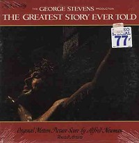 Original Soundtrack - The Greatest Story Ever Told