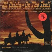 Al Caiola - On The Trail