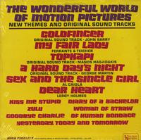 Various Artists - The Wonderful World Of Motion Pictures