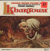 Original Soundtrack  - Khartoum