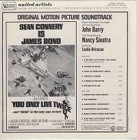 Original Soundtrack - You Only Live Twice