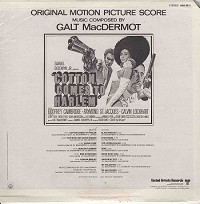 Original Soundtrack - Cotton Comes to Harlem