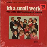 Leroy Holmes - It's A Small World