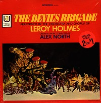 Original Soundtrack  - The Devil's Brigade