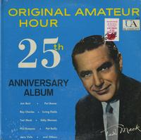 Various Artists - Original Amateur Hour 25th Anniversary Album
