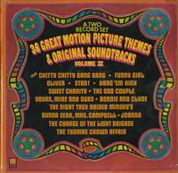 Various Artists - 36 Great Motion Picture Themes & Original Soundtracks Vol. 2 -  Sealed Out-of-Print Vinyl Record