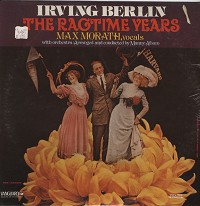 Irving Berlin - The Ragtime Years