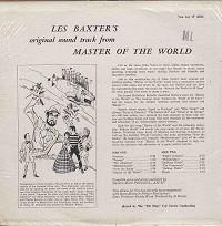 Original Soundtrack - Jules Verne's Master Of The World