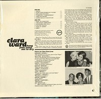 Clara Ward Hang Your Tears Out To Dry