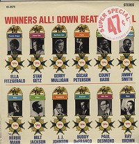 Various Artists - Winners All! Down Beat Poll Winners