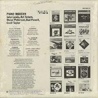 Various Artists - Piano Modern