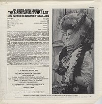 Original Soundtrack - The Madwoman Of Chaillot