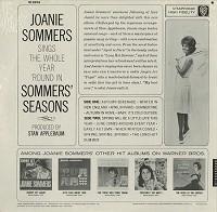Joanie Sommers - Sommers' Seasons