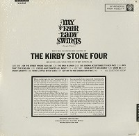 The Kirby Stone Four - My Fair Lady Swings