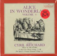 Cyril Ritchard - Alice In Wonderland Vol. 4