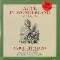 Cyril Ritchard - Alice In Wonderland Vol. 6