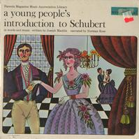 Norman Rose - A Young People's Introduction To Schubert