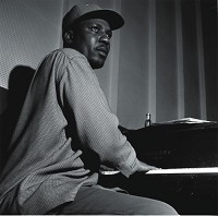 Francis Wolff - Thelonious Monk - Sextet Session, 05/52 -  Photo Print