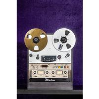 Mara Machines - MARA MCI HiFi 1/4 Inch 2 Track with Additional Reproduce Head for External Electronics