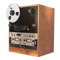Mara Machines - MARA MCI HiFi 1/4 Inch 2 Track with Additional Reproduce Head for External Electronics -  Reel to Reel Machines