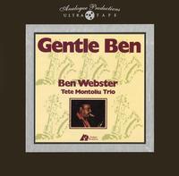Ben Webster - Gentle Ben -  1/4 Inch - 15 IPS Tape