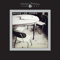 Rickie Lee Jones - It's Like This -  1/4 Inch - 15 IPS Tape