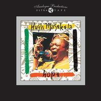 Hugh Masekela - Hope -  1/4 Inch - 15 IPS Tape