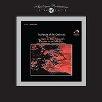 Leibowitz, Royal Philharmonic Orchestra - Moussorgsky: The Power Of The Orchestra -  1/4 Inch - 15 IPS Tape