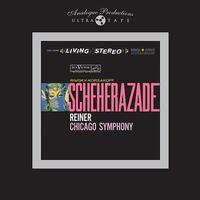 Fritz Reiner - Rimsky-Korsakoff: Scheherazade -  1/4 Inch - 15 IPS Tape