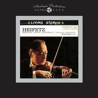 Walter Hendl - Sibelius: Violin Concerto in D Minor/ Jascha Heifetz, violin