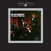 Oscar Peterson - We Get Requests -  1/4 Inch - 15 IPS Tape