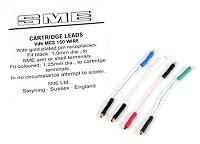 SME - Silver Vdh MCS Cartridge Leads, set of 4