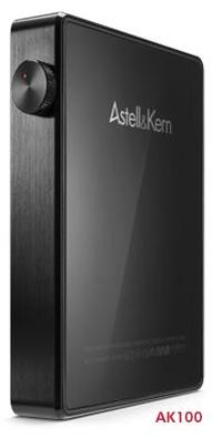 Astell & Kern - AK100 High-resolution portable music player
