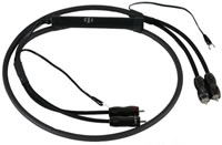 AudioQuest - LeoPard Cable 1.2 m/72V DBS RCA to RCA