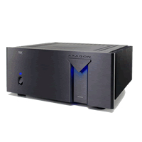 Aragon Aragon 3002 Two Channel Amp Discounted Demo From Ces Power Amplifiers Acoustic