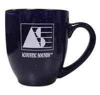 Acoustic Sounds - Speckled Blue Acoustic Sounds Campfire Mug