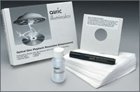 Audience - Auric Illuminator - Optical Disc Playback Resolution Enhancement