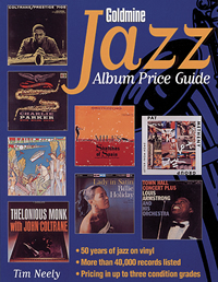 Tim Neely - Goldmine Jazz Album Price Guide