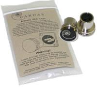 Cardas - Cardas Female XLR Cap Cover/pair -  Connectors