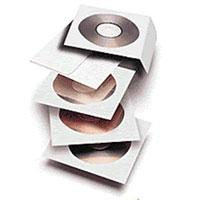 - CD sleeves (50 per pack) -  CD Care