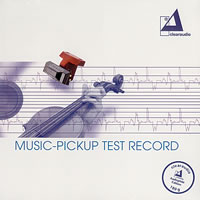 Clearaudio - Cartridge Music Test Record