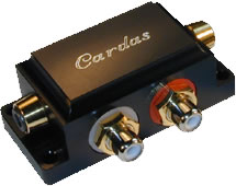 Cardas - Phono Interface Box CPIB