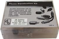 D.B. Systems  - DB Systems DBP-6 Phono Capacitor Loading Kit