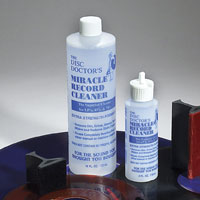 Disc Doctor - Miracle Record Cleaner - One Gallon Concentrate -  Record Cleaner