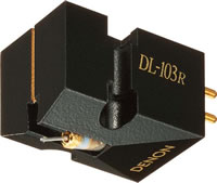 Denon - DL-103R Low Output MC Cartridge -  Low Output Cartridges