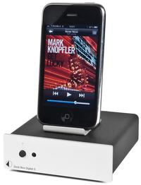 Pro-Ject - iPod Dock Box S Digital