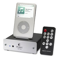 Pro-Ject - iPod Dock Box -  iPod Audio