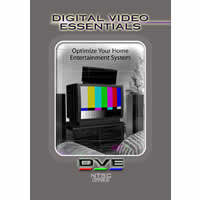 DVD International - Digital Video Essentials NTSC Home Theater Setup