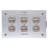 Furutech - E-TP60 AC Power Distributor -  Line Conditioners